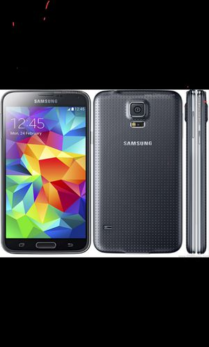 Samsung Galaxy S5 for Sale in Houston, TX