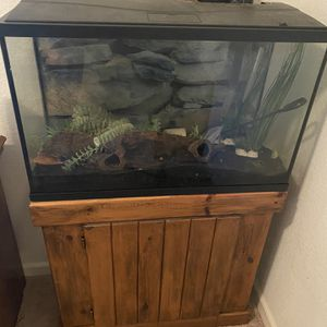 35 Gallon Fish Tank for Sale in Roseville, CA