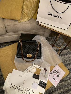 Chanel boy new medium bag for Sale in Boston, MA