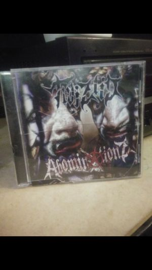 Twiztid (AbominationZ)- CD!! for Sale in Tulsa, OK