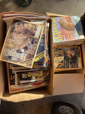 Free Outdoor Magazines for Sale in Kent, WA