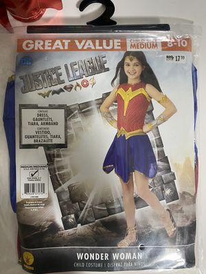 Wonder Woman child costume for Sale in Orlando, FL