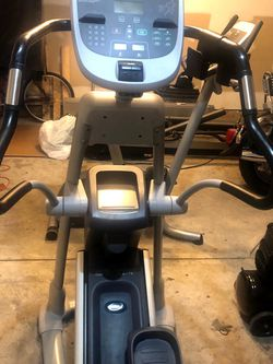 Precor EFX 833 Elliptical Cross-trainer W/p30 Console - Refurbished for Sale in Gaithersburg,  MD