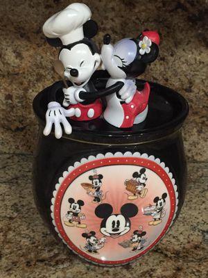 Bradford exchange vintage Mickey mouse cookie jar for Sale in Glendora, CA