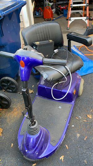 Invacare Handicap Scooter for Sale in North Attleborough, MA