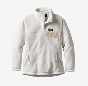 Patagonia Re-Tool Snap T Fleece Pullover Girl's L for Sale in Princeton, NJ