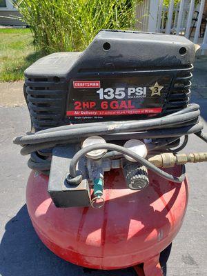 Air Compressor- Craftsman Model No. 919.165281 for Sale in Toms River, NJ
