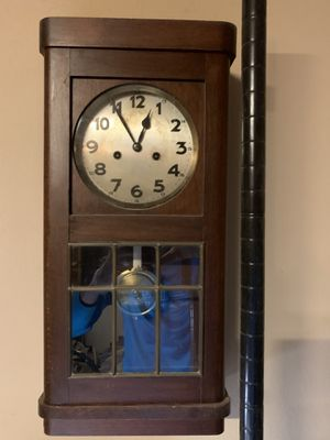 Antique Junghans Wall Clock for Sale in Austin, TX