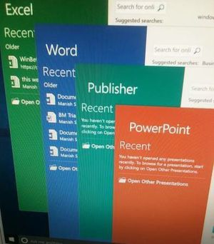 Microsoft Office 2016 program for sale. Windows and Mac for Sale in Savannah, GA