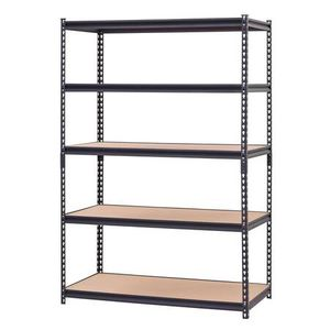 "Muscle Rack 48""W x 24""D x 72""H 5 - Steel Shelves Storage Shelf for Sale in Madison, WI"