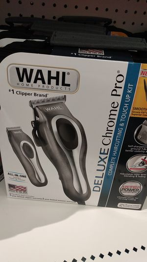 Wahl deluxe chrome pro for Sale in Brentwood, CA