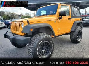 2012 Jeep Wrangler for Sale in Charlotte, NC