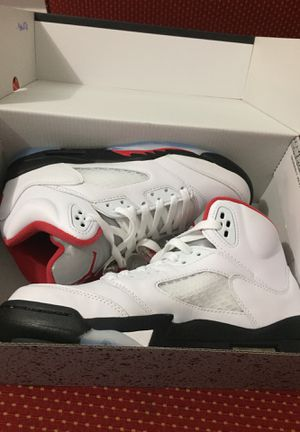 Air Jordan 5 fire reds size 6.5 brand new for Sale in West Valley City, UT