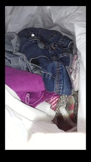 Free bag of used cloth mix sizes for Sale in Los Angeles, CA