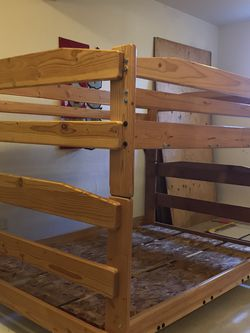 Unique Full/Double Bunk Bed for Sale in Evergreen,  CO