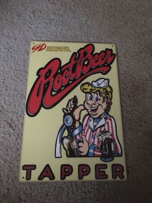 Root beer tapper sign new for Sale in Lexington, SC
