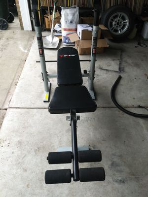 Weight Bench for Sale in Suffolk, VA