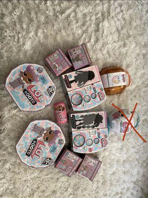 Lot of 10 LOL Surprise toys for Sale in Cranston, RI