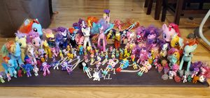Huge lot of My little Ponies for Sale in Portland, OR