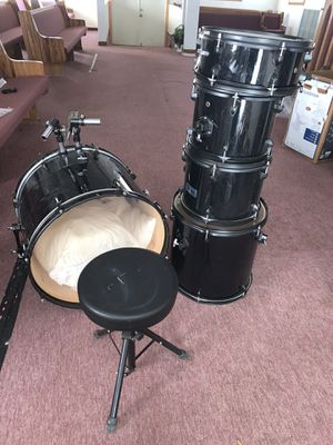 Drumset - Shells Only for Sale in Pineville, LA