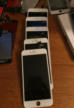 5 iPhone 6plus screens for Sale in Columbus, OH