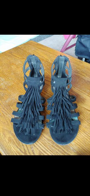 3 pair of sandles for Sale in Silver Spring, MD