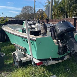 Make Classic 17 Foot Boat 🚣♀️ for Sale in St. Petersburg, FL