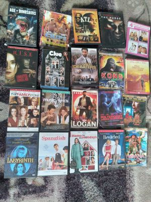 20 dvds 📀 all must go for Sale in Winter Haven, FL