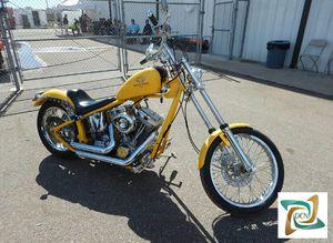 2009 Custom Built 1550 CC S&S Motor Chopper Motorcycle for Sale in Orlando, FL
