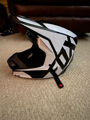 Fox Brand Full Face Off Road Dirt Bike and Atv helmet for Sale in Marietta, GA