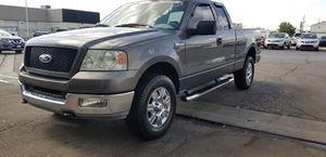 2004 Ford-150 4X4 for Sale in Salt Lake City, UT