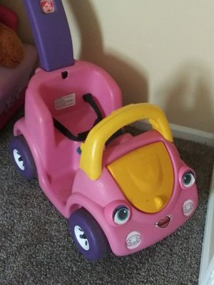 Kids bug push car for Sale in Greenville, SC
