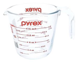 Brand new glass Pyrex measuring cups 15 available for Sale in Waterbury, CT
