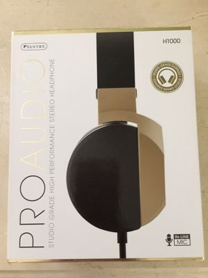 Sentry Pro Audio Headphones Brand New for Sale in Yorba Linda, CA