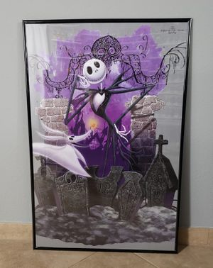 Nightmare Before Christmas - Jack 2ft 10in x 1ft 10in poster for Sale in Glendale, AZ