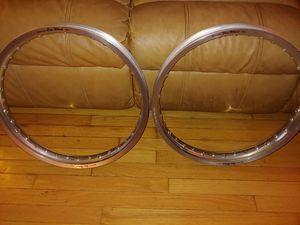 """2 Brand New Pro Wheel 19"""" x 1.85"""" rims aluminum for Sale in Chula Vista, CA"""