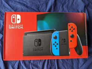 Brand New Nintendo Switch for Sale in Glenview, IL