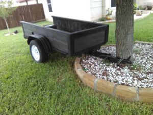 8/4 utility trailer for Sale in Pharr, TX