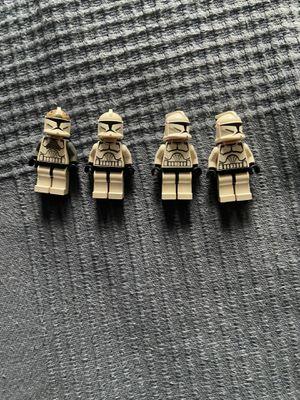Lego StarWars Clones for Sale in Beloit, WI