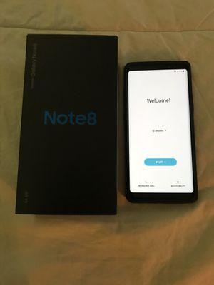 Samsung Galaxy Note 8 for Sale in Atlanta, GA