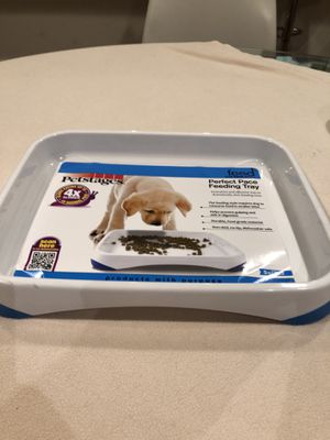 Puppy feeding tray for Sale in Los Angeles, CA