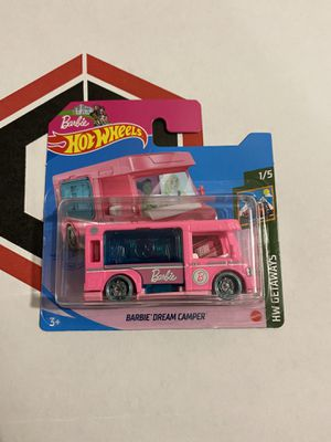 hot wheels barbie dream camper for Sale in Half Moon Bay, CA