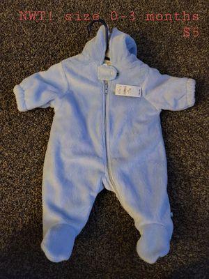 Newborn jacket for Sale in Roseville, MI