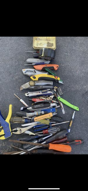 Lot of tools for Sale in Woolwich Township, NJ