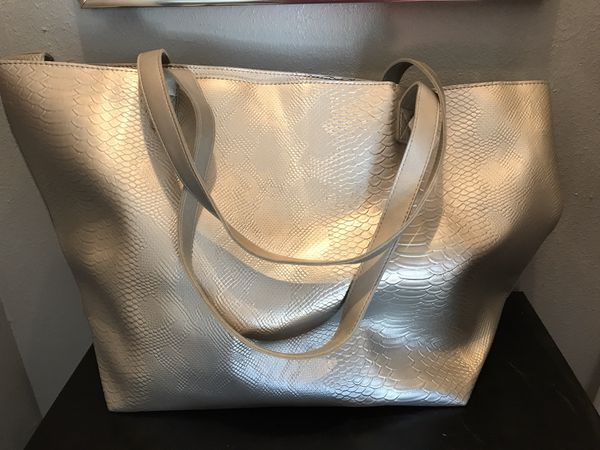 Bath and Body Works oversized tote NEW