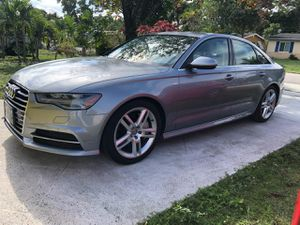 2016 AUDI A6 2.0T Mint payment takeover for Sale in West Palm Beach, FL