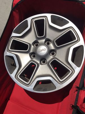 """17"""" Jeep wheels for Sale in Sandy, UT"""