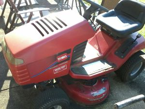 Toro lawn tractor for Sale in Clinton, MD