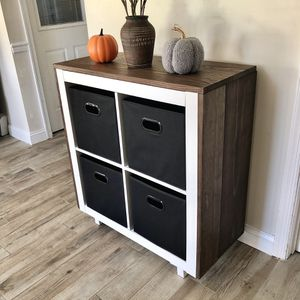 """35"""" Oak Storage Unit [FREE DELIVERY] for Sale in Feasterville-Trevose, PA"""