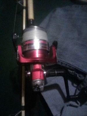 Fishing rod n reel for Sale in Clovis, CA